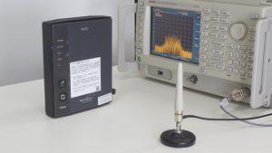 本当に使えるかどうか?無線LANルータを収録&解析してみました