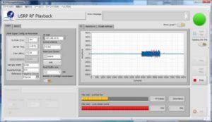 RFレコーディング・キャプチャー&プレイバックソフトウェア